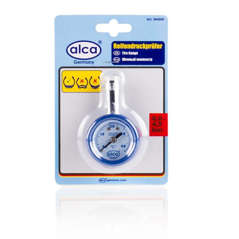 Compressed Air Tyre Gauge / -Filler ALCA 564000 rating