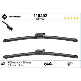 Limpiaparabrisas 119492 CX-5 (KF) 2.2 D AWD ac 2021