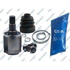 GSP  654003 Gelenksatz, Antriebswelle