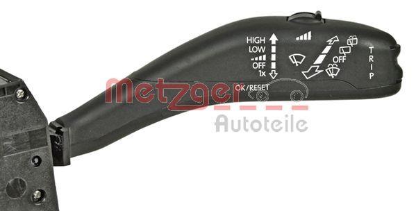 Steering Column Switch METZGER 0916461 rating