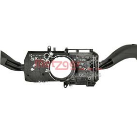 Steering Column Switch Number of Poles: 22-pin connector, with high beam function, with indicator function, with rear wipe-wash function, with wipe interval function, with wipe-wash function with OEM Number 6R0953521C
