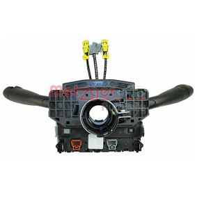 Steering Column Switch with fog-lamp function, with indicator function, with light dimmer function, with rear fog light function, with rear wipe-wash function, with rear wiper function, with wash function, with wipe interval function, with wiper function with OEM Number 96 574 418 XT