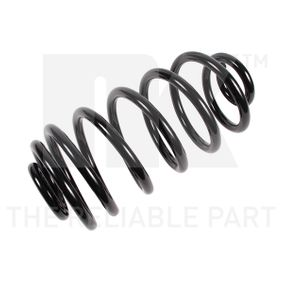Coil Spring Length: 311,00mm, Thickness: 13,58mm, Ø: 141,00mm with OEM Number 4 24 334