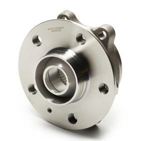 Radlagersatz Innendurchmesser: 61mm mit OEM-Nummer 8K0598625
