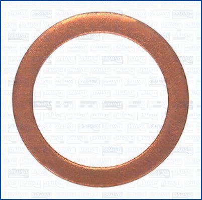 AJUSA  21030000 Anello di tenuta, vite di scarico olio Ø: 22mm, Spessore: 2mm, Diametro interno: 16mm