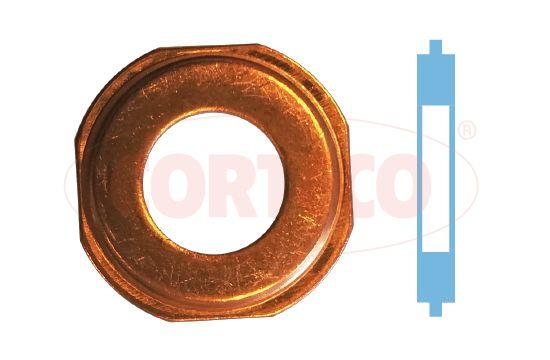 CORTECO  49430759 Dichtring, Düsenhalter