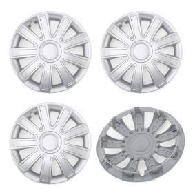 Wheel covers Quantity Unit: Kit, Silver ARROW15