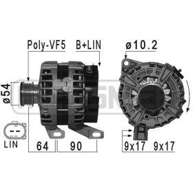 Lichtmaschine mit OEM-Nummer 3 066 711 9
