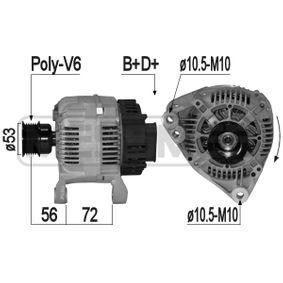 Lichtmaschine mit OEM-Nummer 12 31 1 247 488