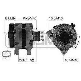 Lichtmaschine mit OEM-Nummer LR002899