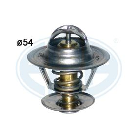 Thermostat, coolant with OEM Number 026121113