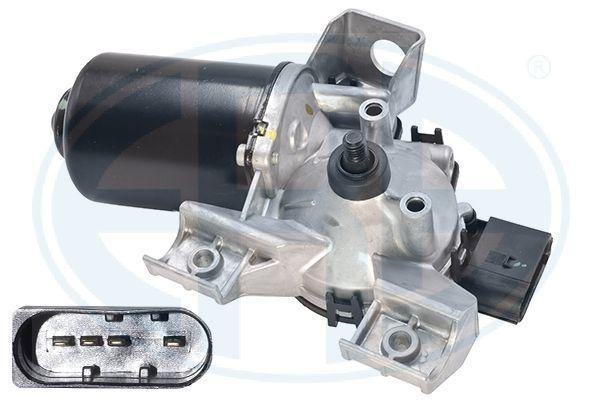 ERA  460333 Pyyhkijän moottori Liittimiä: 4