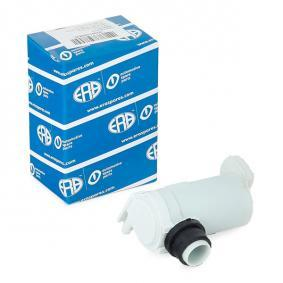 Water Pump, window cleaning Voltage: 12V, Number of connectors: 2 with OEM Number 8-97314-350-0