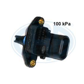 Sensor, intake manifold pressure 550125A PANDA (169) 1.2 MY 2006