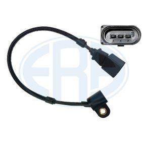 Sensor, posición arbol de levas Número de conexiones: 3, Long. cable: 420mm con OEM número 038957147G