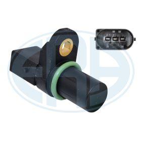 Sensor, Nockenwellenposition Anschlussanzahl: 3 mit OEM-Nummer 1214 7518 628