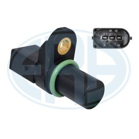 Sensor, Nockenwellenposition Anschlussanzahl: 3 mit OEM-Nummer 12 14 1 435 351