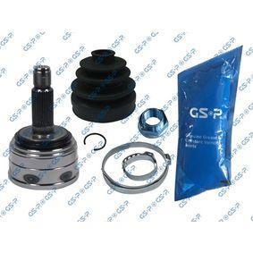 GSP  801006 Gelenksatz, Antriebswelle Außenverz.Radseite: 28, Innenverz. Radseite: 32