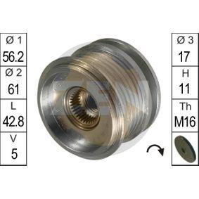 Generatorfreilauf mit OEM-Nummer 07K903119