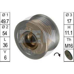 Generatorfreilauf mit OEM-Nummer 0131 540 002