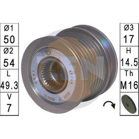 Generatorfreilauf mit OEM-Nummer 5581