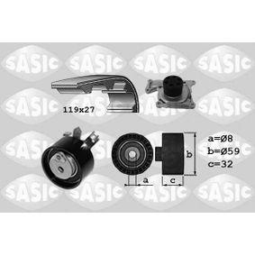 Bomba de agua + kit correa distribución con OEM número 13 0C 115 08R
