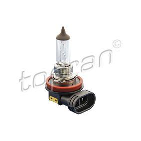 Glühlampe, Nebelscheinwerfer mit OEM-Nummer 63217160782