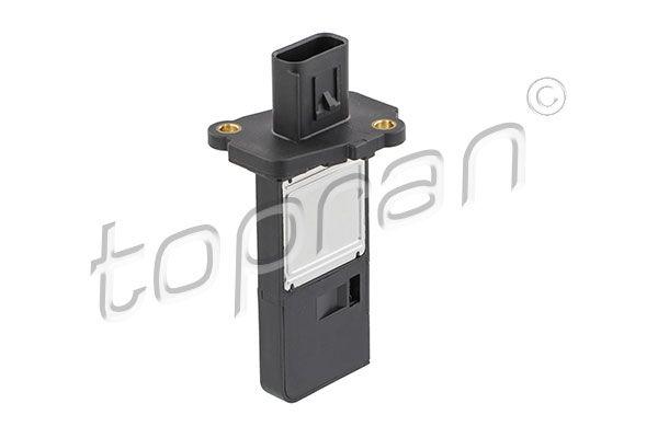 TOPRAN  305 187 Air Mass Sensor Number of Poles: 4-pin connector