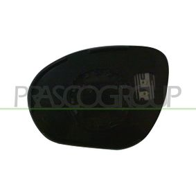 Mirror Glass, outside mirror with OEM Number 96365-1KA1A