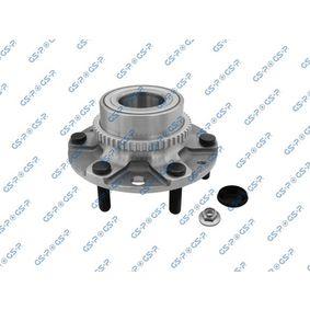 Radlagersatz Ø: 161,3mm, Innendurchmesser: 45mm mit OEM-Nummer 52710 4D000