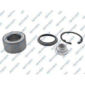 Wheel Bearing Kit with OEM Number 51720-FL047