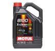 MOTUL Aceite motor BMW LONGLIFE-04 5W-30, Capacidad: 5L