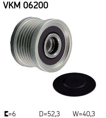 SKF  VKM 06200 Generatorfreilauf