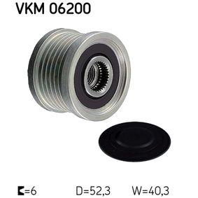Generatorfreilauf mit OEM-Nummer 23151-6N200