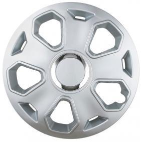Kołpak Jednostka ilości: Zestaw, srebrny OPAL13