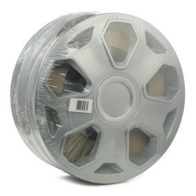 Kołpak Jednostka ilości: Zestaw, srebrny OPAL14