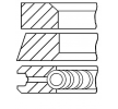 GOETZE ENGINE Zyl.Bohr.: 76,50mm 0810980000