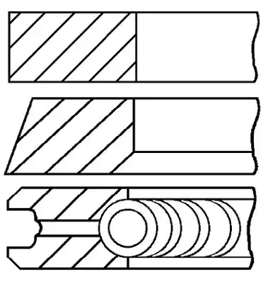Kolbenringsatz GOETZE ENGINE 08-114900-00 Bewertung