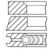 Kolbenringe RENAULT TWINGO 2 (CN0) 2018 Baujahr 08-123400-00 Zyl.Bohr.: 76,00mm