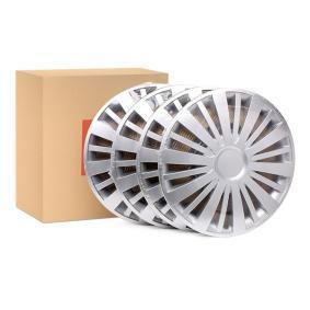Hjulkapsler Mængdeenhed: sæt, sølv VEGAS14