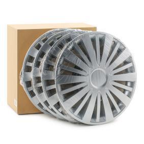 Copricerchi Unità quantitativa: Serie / Kit, argento VEGAS15