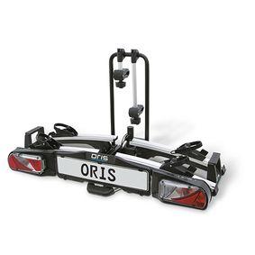 Cykelhållare, bakräcke min. cykel-ramhöjd: 20mm, max. cykelramstorlek: 80mm 070565