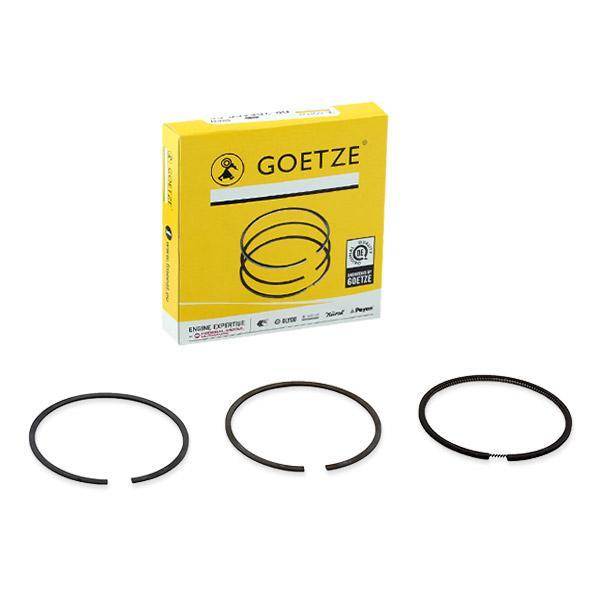 Goetze Engine 08-138400-00 Kit Fasce Elastiche