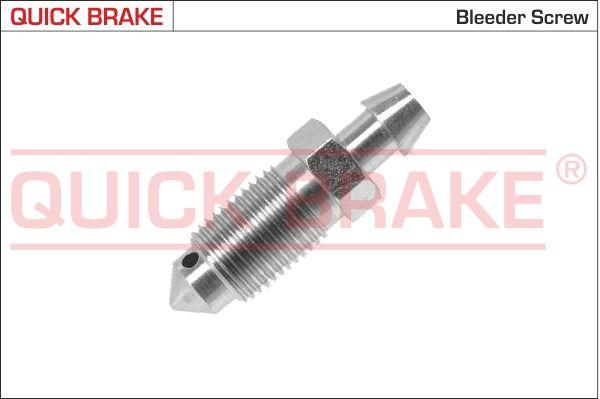QUICK BRAKE  0017 Entlüfterschraube / -ventil