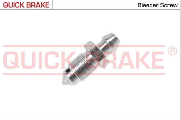QUICK BRAKE  0039 Entlüfterschraube / -ventil