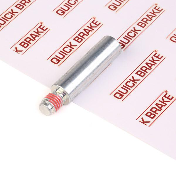 Guide Bolt, brake caliper QUICK BRAKE 11201 expert knowledge