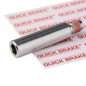 Guide Bolt, brake caliper 11286 PUNTO (188) 1.2 16V 80 MY 2004