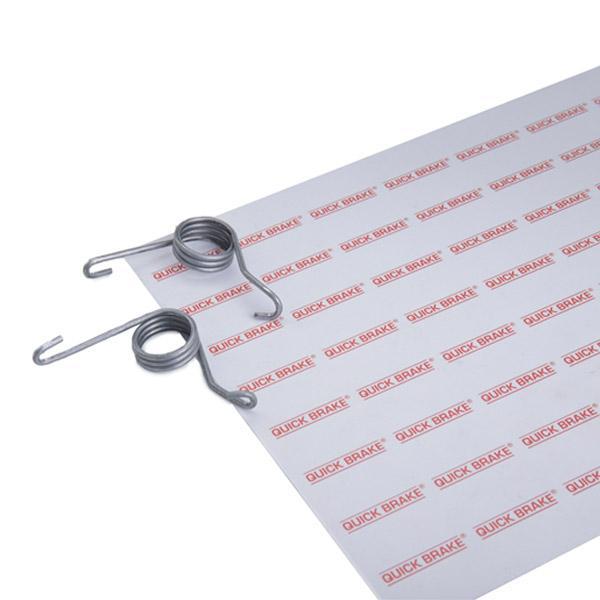 Reparatursatz, Feststellbremshebel (Bremssattel) QUICK BRAKE 113-0501 Erfahrung
