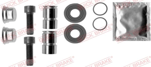 QUICK BRAKE  113-1315X Guide Sleeve Kit, brake caliper