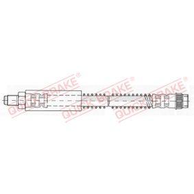 QUICK BRAKE  32.977 Bremsschlauch Länge: 327mm, Gewindemaß 1: M10x1
